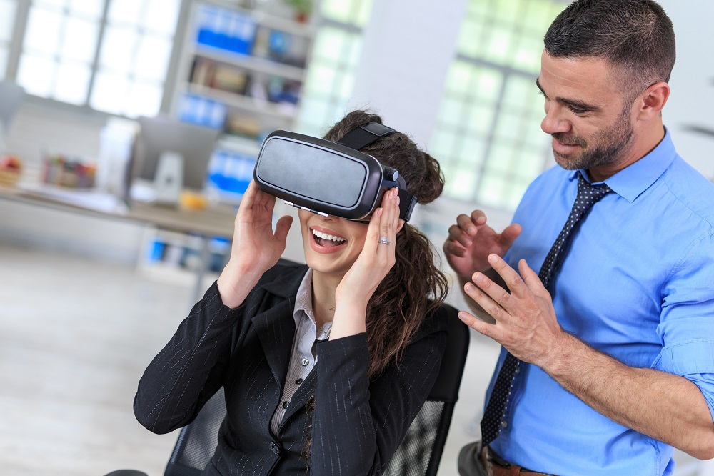 Szkolenia BHP w technologii VR